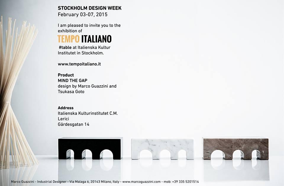 STOCKHOLM DESIGN WEEK 2015